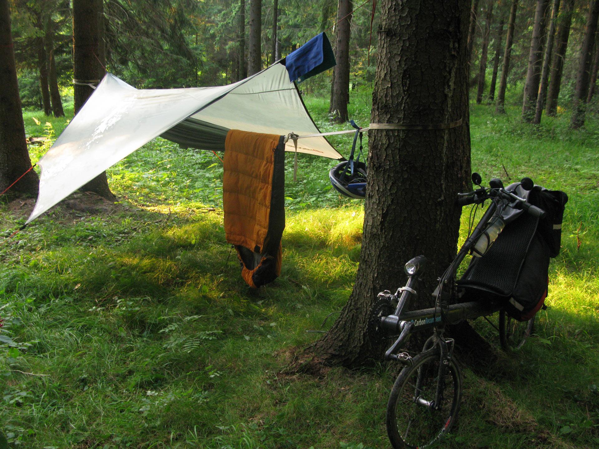 Michigan teljes beakasztotta a táborhelyeket