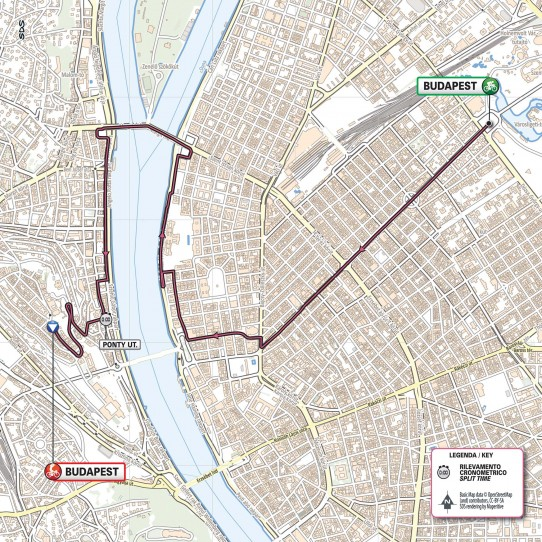 Giro D Italia The Big Start In Budapest The Key Things You Need